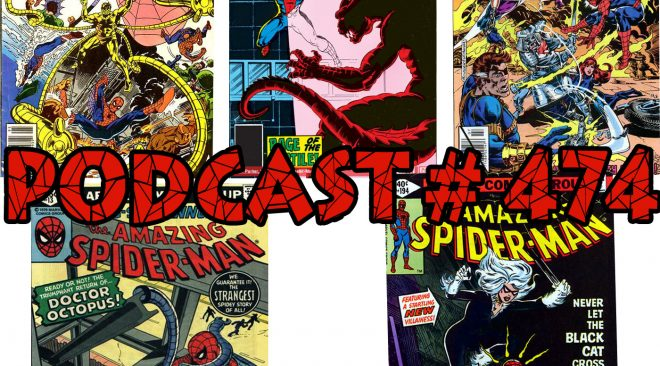 Podcast # 474 Spider-History July 1979