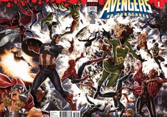 Avengers Disassemble in AVENGERS: NO SURRENDER!