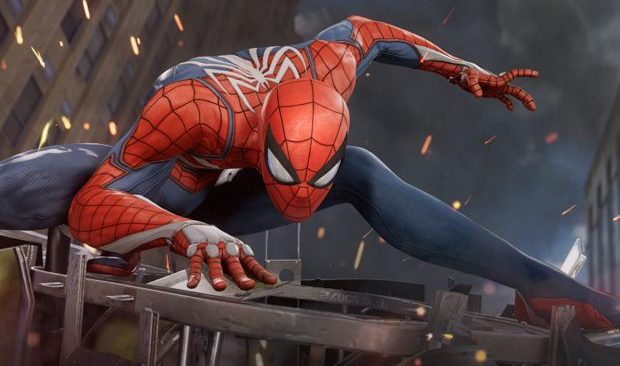 Spider-Man Game Set for Release 2018