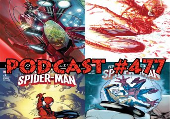 Podcast # 477-ASM (Vol 4) # 30, 31 Spec (Vol 3) #2, 3 Reviews