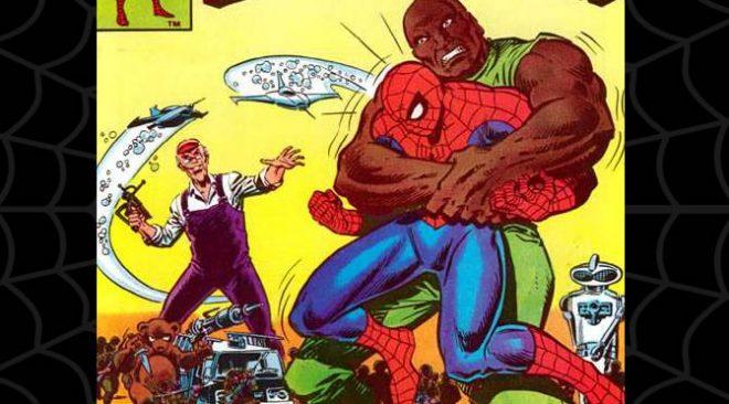Cobwebs 45: Villain Profile - The Tinkerer
