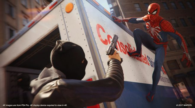 Is Spider-Man Ideally Suited to the Gaming World?