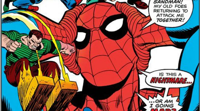 Podcast #481 Spider-History November 1975