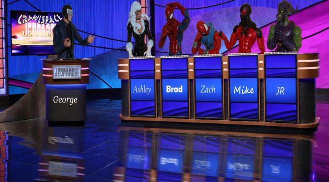 Podcast #484-Spider-Jeopardy 2017
