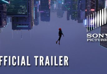Spider-Man: Into The Spider-Verse Has It's First Trailer