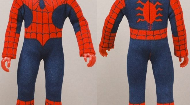 Tangled Web: What Color is Spider-Man's costume?