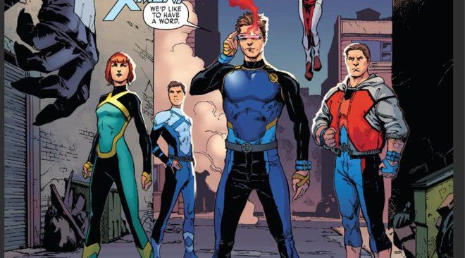 X-Men Blue Annual #1 Review (Venom Crossover) (Spoilers)
