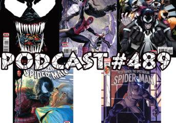 Podcast #489-Venom Inc Alpha, ASM 792, 793, Venom 159, Spec 298 Reviews