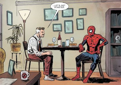 Peter Parker: The Spectacular Spider-Man #6 (2017)