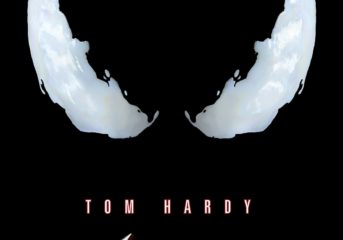New Venom Movie Poster