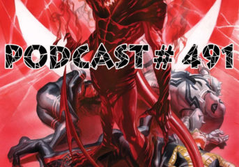Podcast #491 New Miles Movie, Red Goblin, Disney Buys Fox, PS4 Spidey