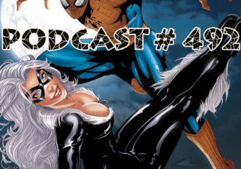 Podcast #492-Q&A, Black Cat Kids, Red Goblin talk, Greatest Spidey Writer, Parker Career