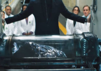 New Venom Movie Trailer