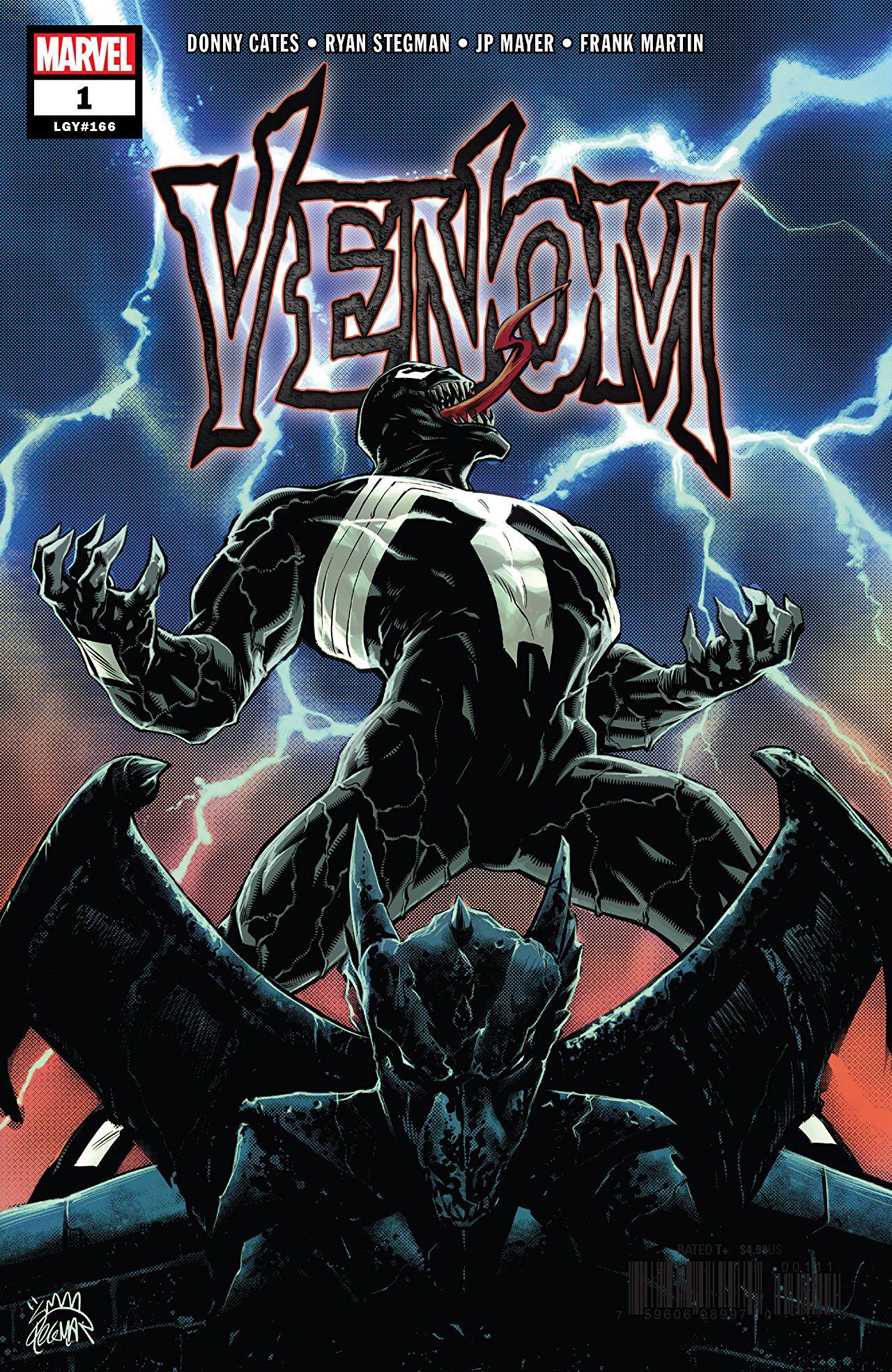 Venom (2018) #1 Review (Spoilers) - Spider Man Crawlspace