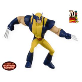 here we have another ornament coming in at 45 according to width its price is 1500 the design is taken from the nick cartoon wolverine and the x men