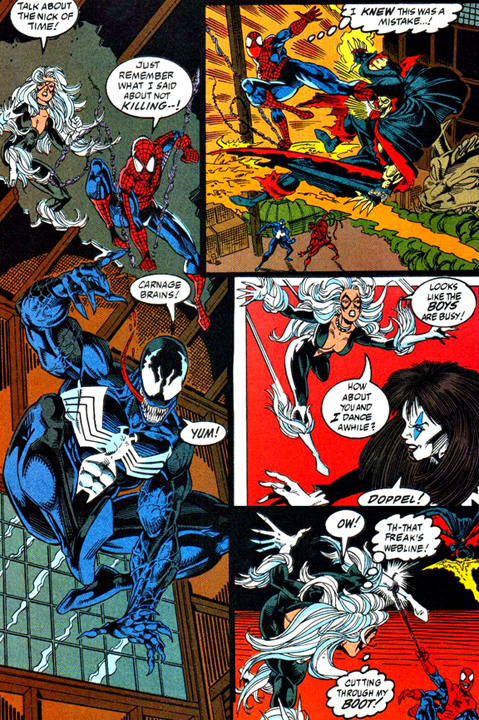 Spidey Friday Night Fights Maximum Carnage Part One