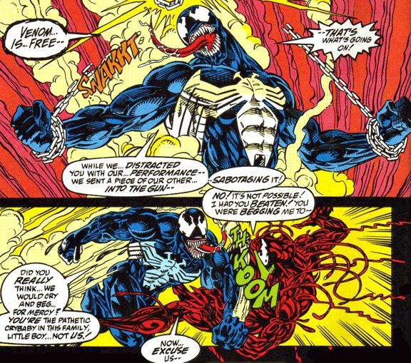 Spidey Friday Night Fights Maximum Carnage Part Three Spider Man