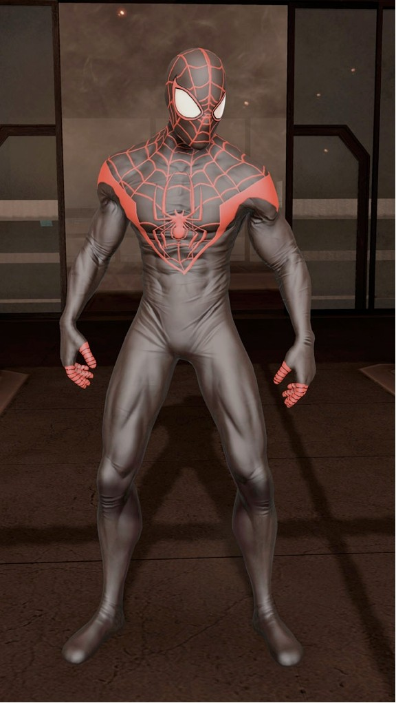 New Ultimate Spider-Man costume makes its gaming debut & New Ultimate Spider-Man costume makes its gaming debut u2013 Spider Man ...