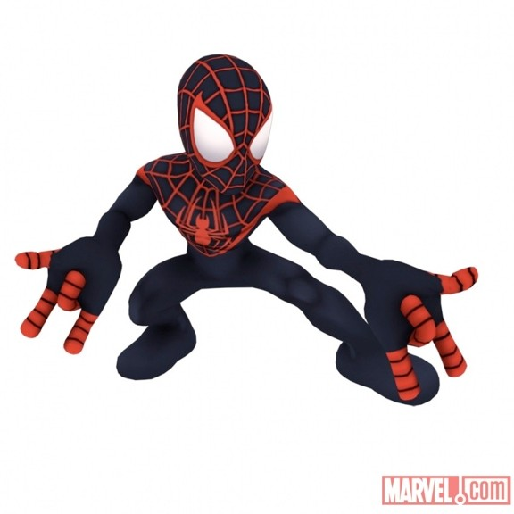 In what must be considered a publicity no-brainer the new threads being sported by Miles Morales in the latest Ultimate Spider-Man comics will be available ...  sc 1 st  Spider Man Crawlspace & New Ultimate Spider-Man costume makes its gaming debut u2013 Spider Man ...