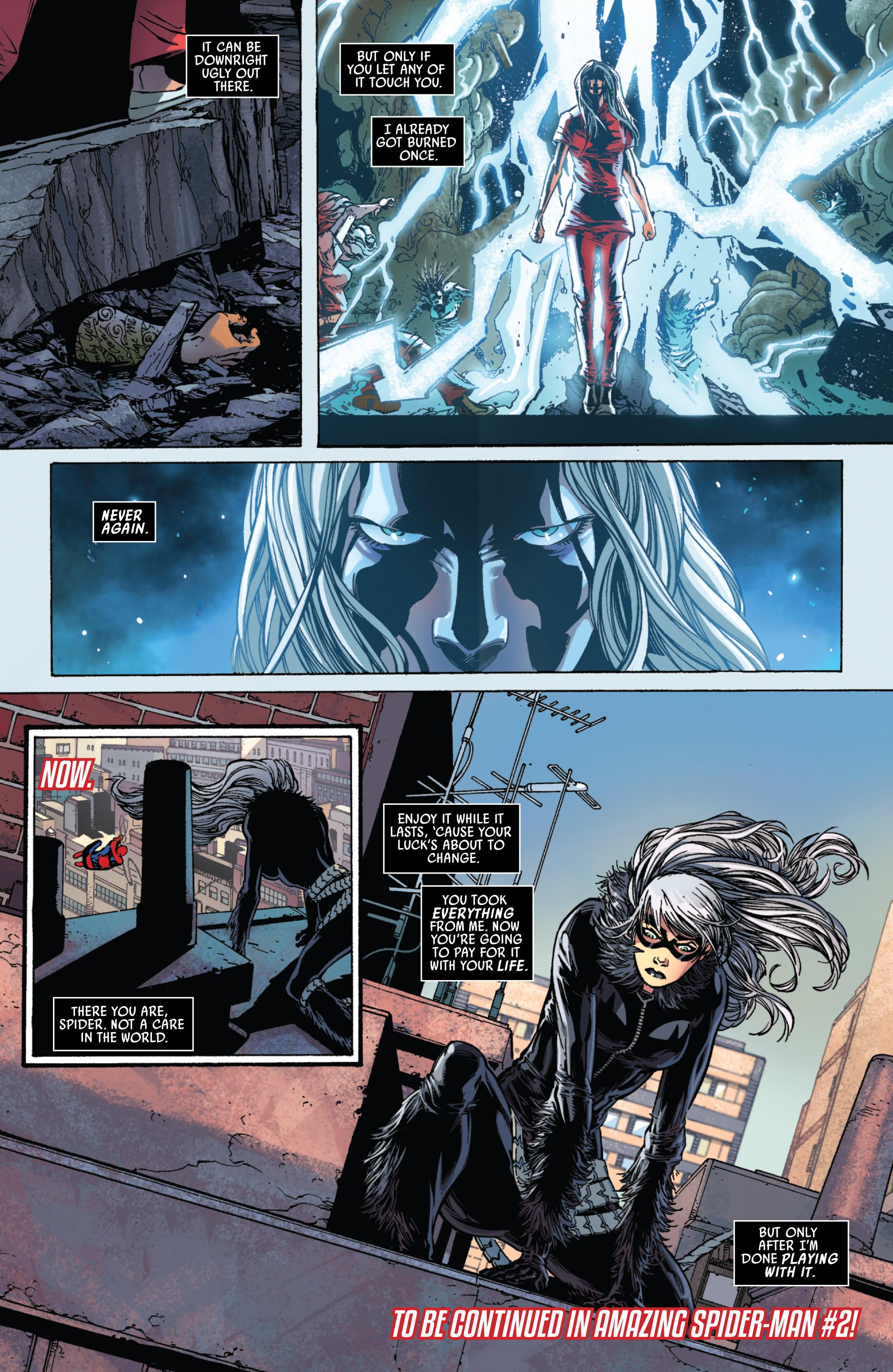 Amazing Spider-Man #1 (2014) Review: Stillanerd's Take ...