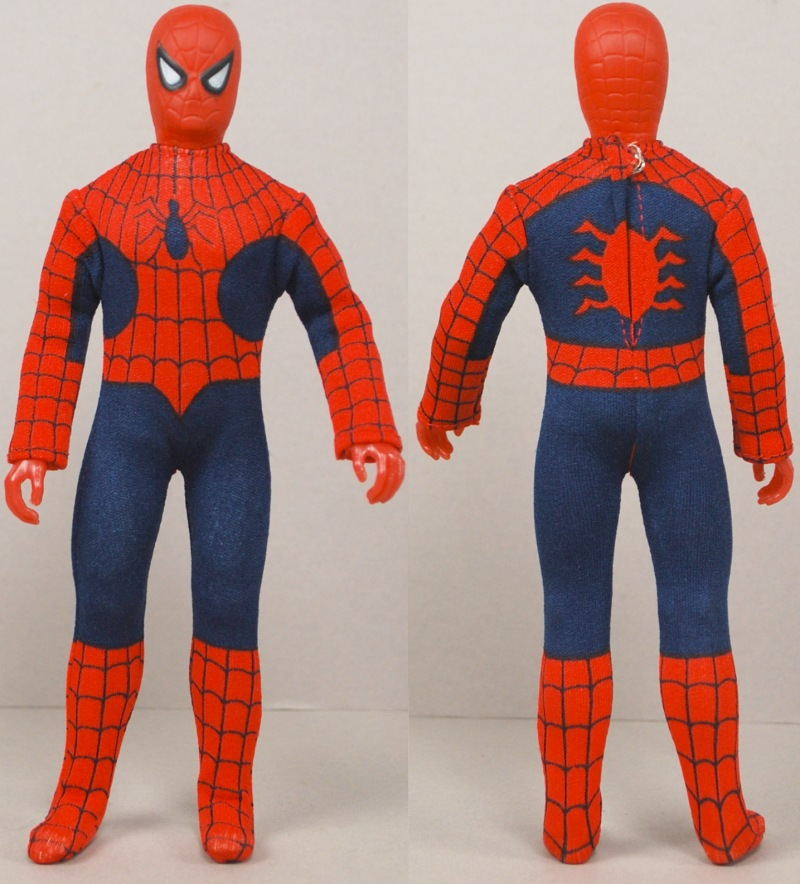 Tangled Web: What Color is Spider-Man's costume? - Spider ...