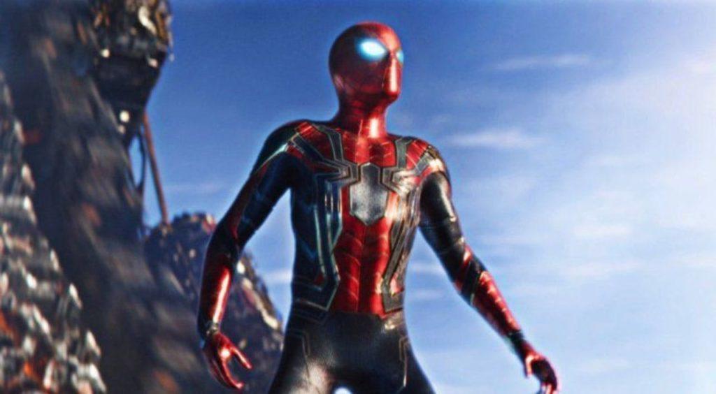 The Invincible Iron Spider Spider Man Crawlspace