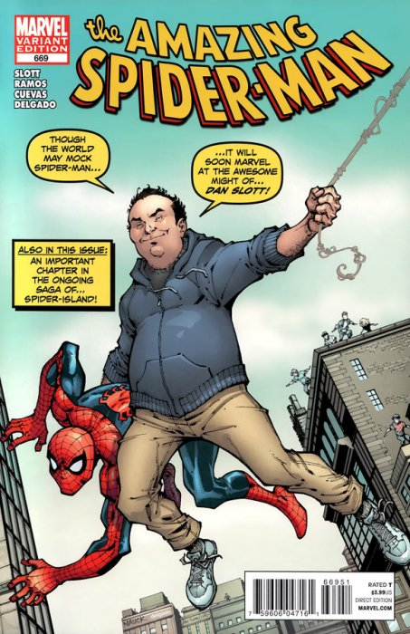 Image result for dan slott