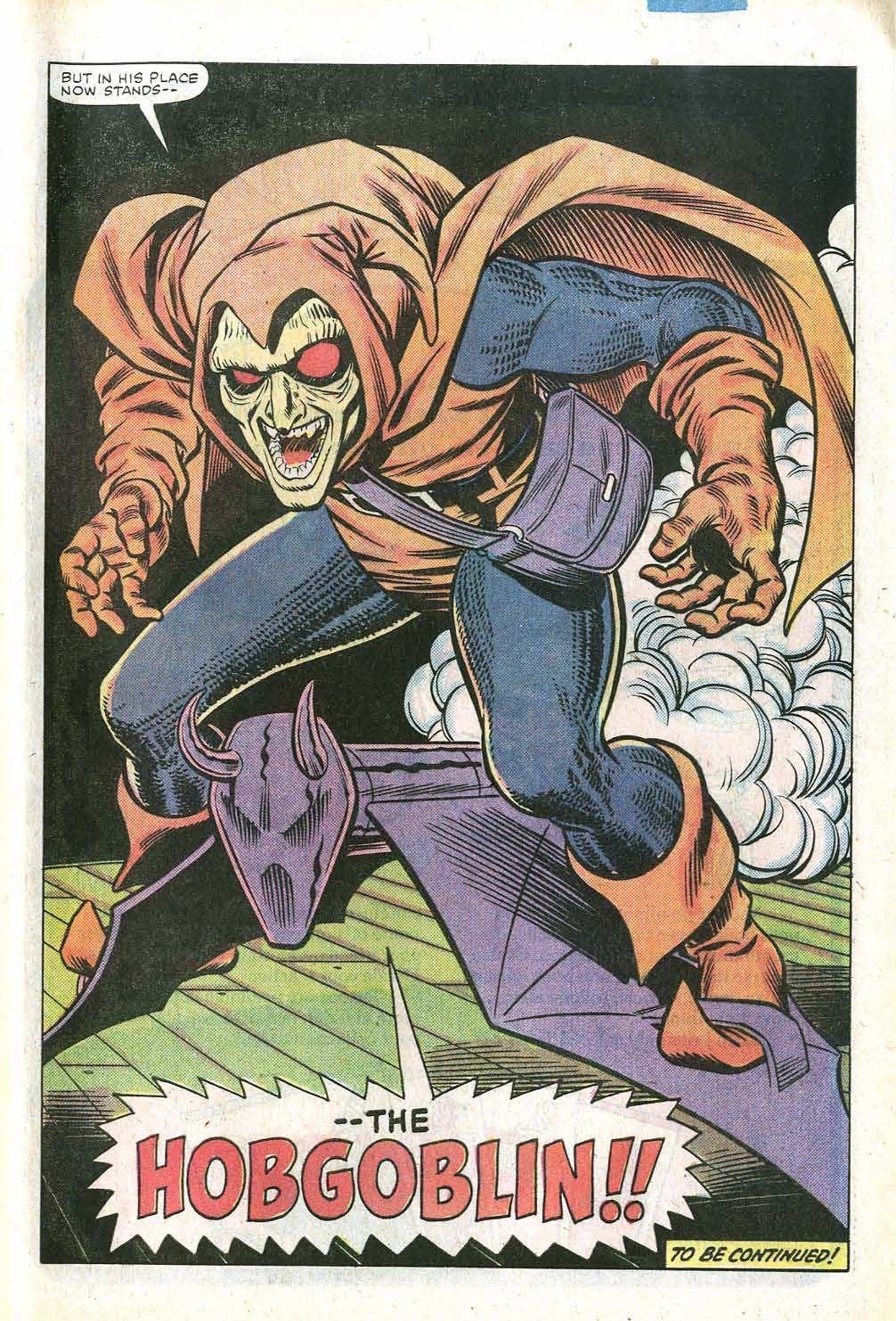 Panel of the Day #254 (Splash Page Sunday!) – Spider Man Crawlspace