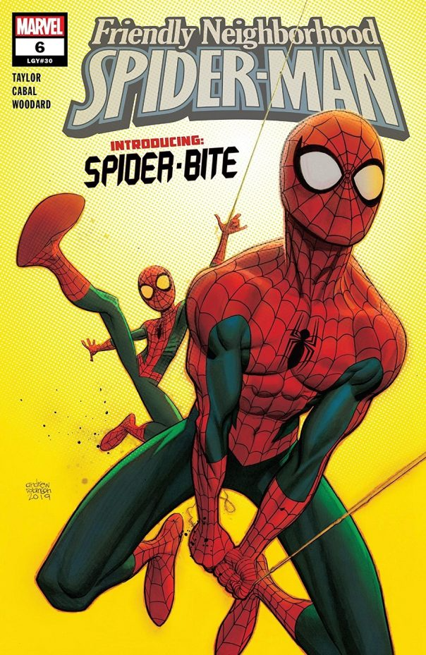 Previews: May 15th, 2019 - Spider Man Crawlspace