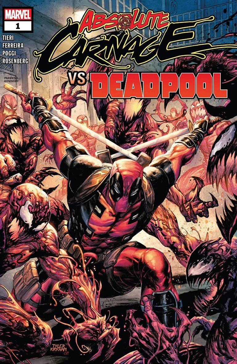 Previews: August 14th, 2019 - Spider Man Crawlspace