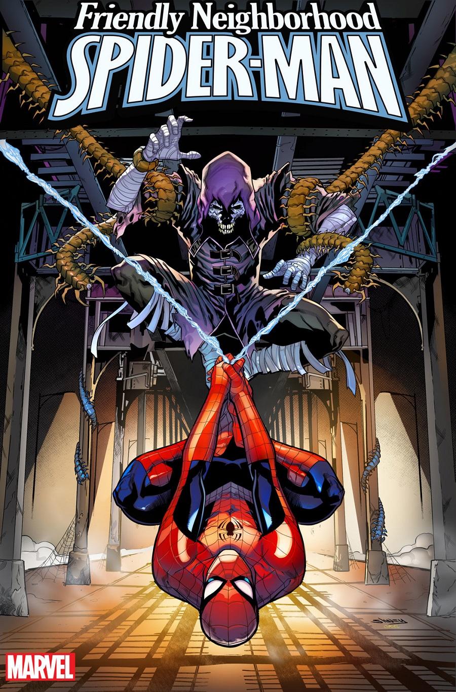Previews: June 26th, 2019 - Spider Man Crawlspace