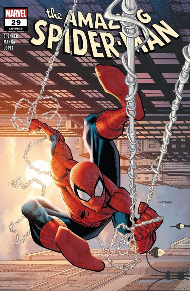 Previews: May 8th, 2019 - Spider Man Crawlspace