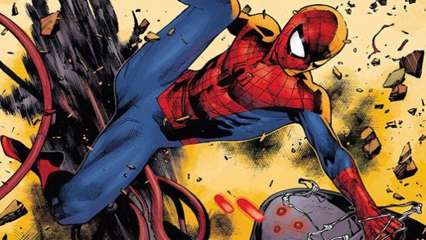 Previews: August 28th, 2019 - Spider Man Crawlspace